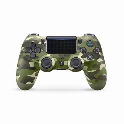 Dualshock Controller Wireless Playstation4 Sony Cuh Camo
