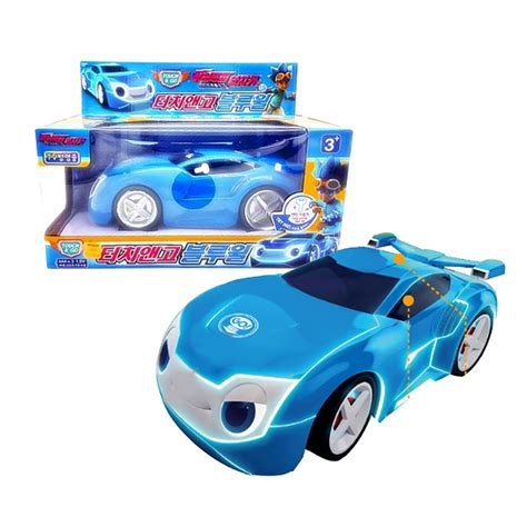 car toy blue watchcar blue will touch go toy car moving sound