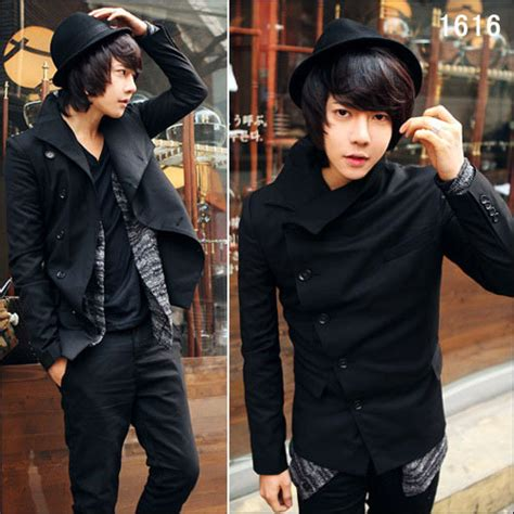 Korean Winter Fashion Men Shopping Guide Are Number