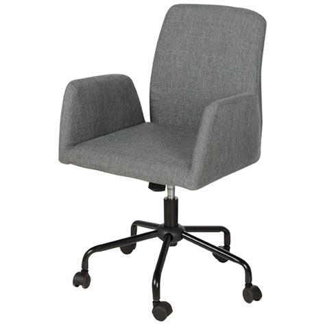 chaise bureau grise chaise de bureau grise maison design wiblia com