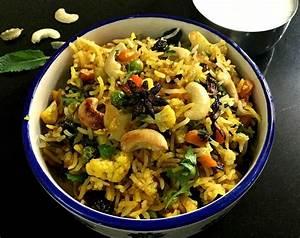 Vegetable Dum Biryani - Indian Simmer