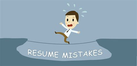 common resume pitfalls to avoid sparks