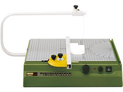 buy proxxon thermocut hot wire cutter   modulor