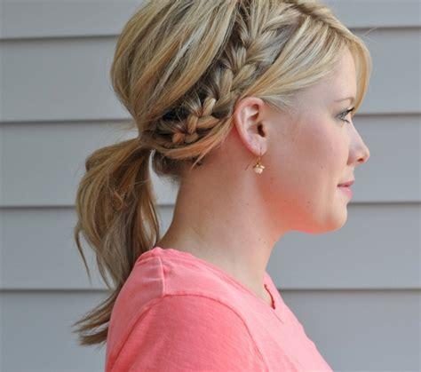 gute frisuren oktoberfest lange haare haartrends
