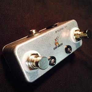 True Bypass Looper - Loop-master Switcher Pedals