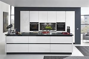 Küche Weiß Hochglanz : bauformat k che wei hochglanz uv lack jetzt nur ~ Watch28wear.com Haus und Dekorationen