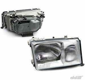 Front Right Rhs Headlight Lamp For Mercedes
