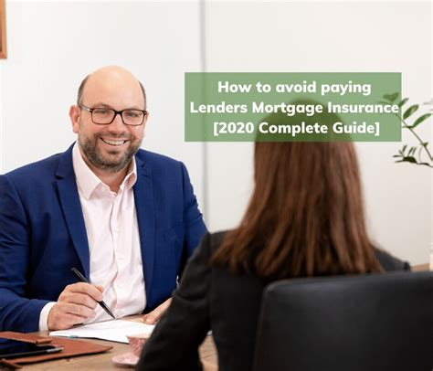 How does lenders mortgage insurance work? Lenders Mortgage Insurance 2020 Complete Guide