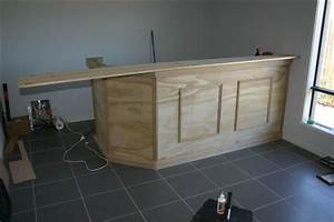 Fabriquer Un Bar : plan pour construire un bar 12 bricobistro ~ Carolinahurricanesstore.com Idées de Décoration