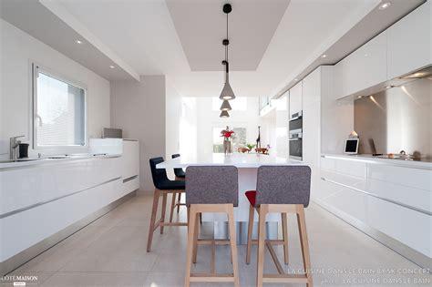 cuisine interieur design aménagement d 39 une maison moderne et design cuisine