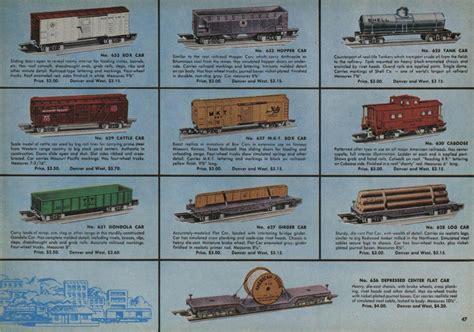 cattle car ac gilbert catalog archive