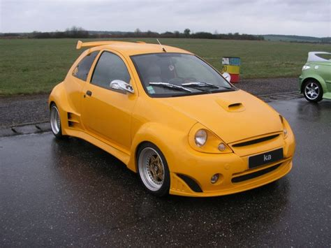 Ford Ka Tuning Super Avto Tuning
