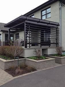 15 epingles pergola lames orientables incontournables With exceptional amenagement d une terrasse exterieure 15 terrasse bois de france