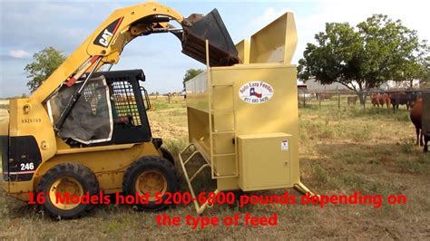 Livestock Feeder by Auto Easy Feeder Best Cattle Feeders Programmable And