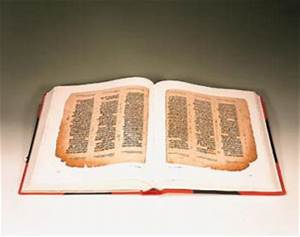 10 what are the old testament tanakh manuscripts With zadokite documents