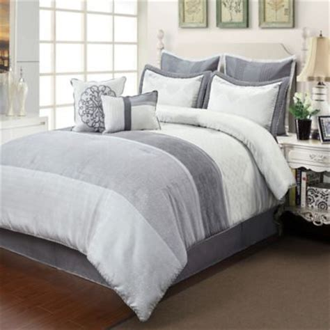 buy silver king comforter set from bed bath beyond