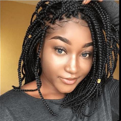 Black Braided Hairstyles by 85 Black Braided Hairstyles