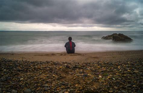 fotos gratis hombre playa paisaje mar costa arena