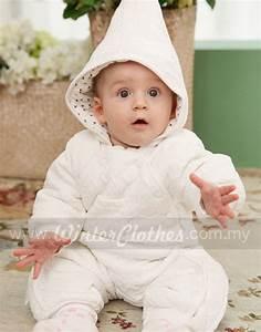 Schlafsäcke Winter Baby : cute baby winter romper cotton padded baby winter wear ~ Jslefanu.com Haus und Dekorationen