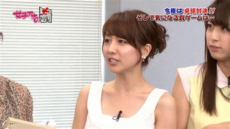 田中 たけし アナ