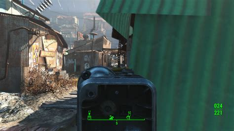 Fallout Here How Fire Weapon From Cover