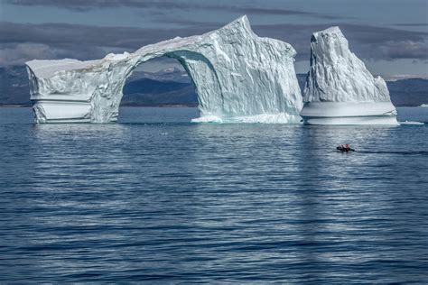 Green Monster Light by Iceberg Photos 10 Most Stunning Shots You Ll Ever See