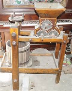 Antique Cider Press
