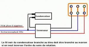 Branchement Moteur Triphasé : branchement moteur triphas avec condensateur ~ Medecine-chirurgie-esthetiques.com Avis de Voitures