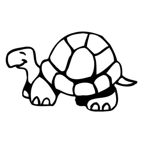 turtle die cut vinyl decal pv craft cartoon turtle