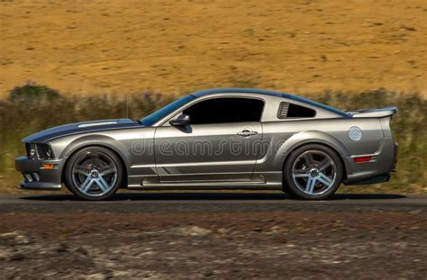 Ford Mustang Saleen Stock Photo. Image Of Speed, Extreme