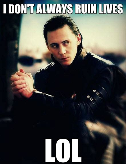 Tom Hiddleston Memes - loki work meme quot lol quot tom hiddleston rdp tom hiddleston loki ect ect ect