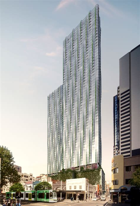 Ihg Launches Voco Melbourne Central Hotel Part