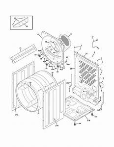 Frigidaire Gas Dryer Parts