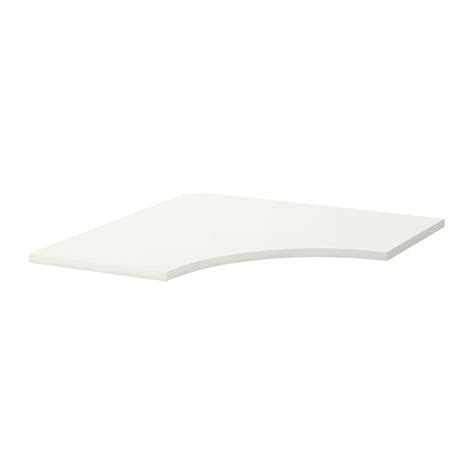 ikea corner desk top linnmon corner table top white ikea