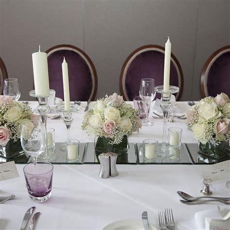 idee  conseil de decoration de table de mariage marie