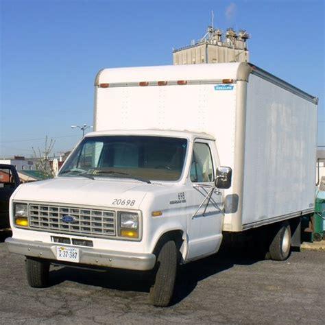 box truck wikipedia