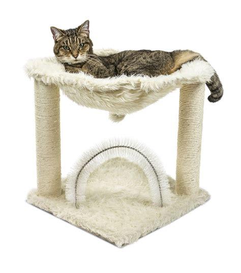 Cat In Hammock by Tiger Tough Cat Bed Plush Cat Hammock Ebay