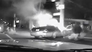 Good samaritan pulls Louisville man from burning car | WSYX