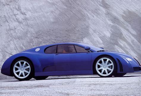 car bugatti chiron bugatti eb 18 3 chiron 1999 old concept cars