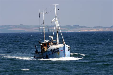 Fishing Boat Images Free by Free Fishing Boat Denmark Stock Photo Freeimages