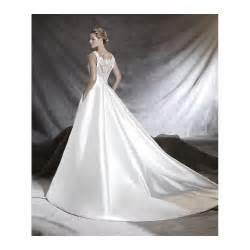 jim hjelm bridesmaid dresses pronovias 2017 collection otilia wedding dress