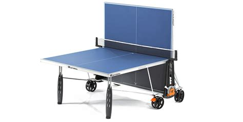 table ping pong exterieur cornilleau table ping pong cornilleau sport 250 s crossover exterieur outdoor loisir