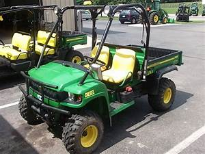 2005 John Deere Hpx Dsl 4x4 Atv U0026 39 S And Gators