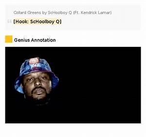 [Hook: ScHoolboy Q] – Collard Greens by ScHoolboy Q