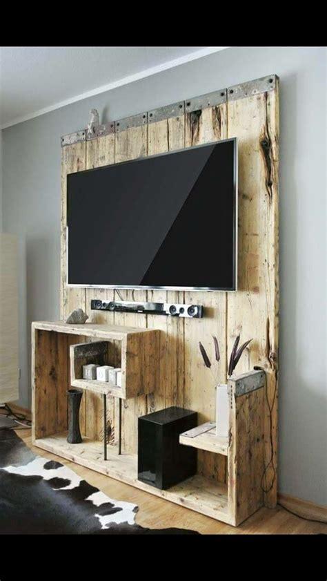 Les 25 Meilleures Idées De La Catégorie Meuble Tv Palette