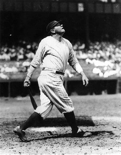 Ruth Baseball Babe Hall Fame Swing Called