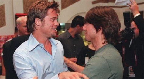 Hell S Kitchen Brad Pitt by Brad Pitt E Tom Cruise Nemici Da Vent Anni Tornano