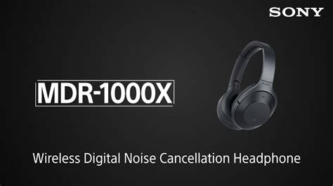 sony launches wireless noise cancelling headphones in india