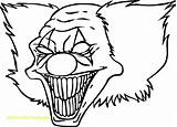 Ringmaster Circus Drawing Pennywise Coloring Pages Clown Clipartmag sketch template