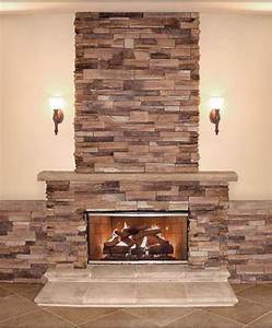 Photos, Of, Veneer, Stone, Fireplace, Surrounds